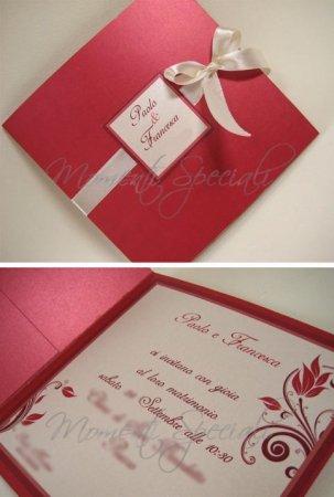 Partecipazioni matrimonio partecipazioni nozze inviti per for Inviti per matrimonio