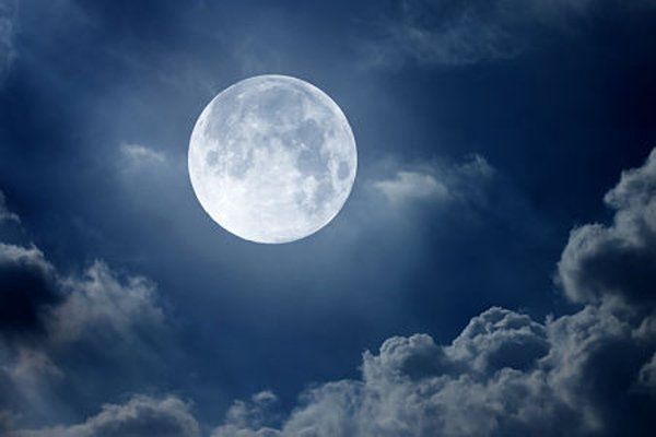 lune luminose