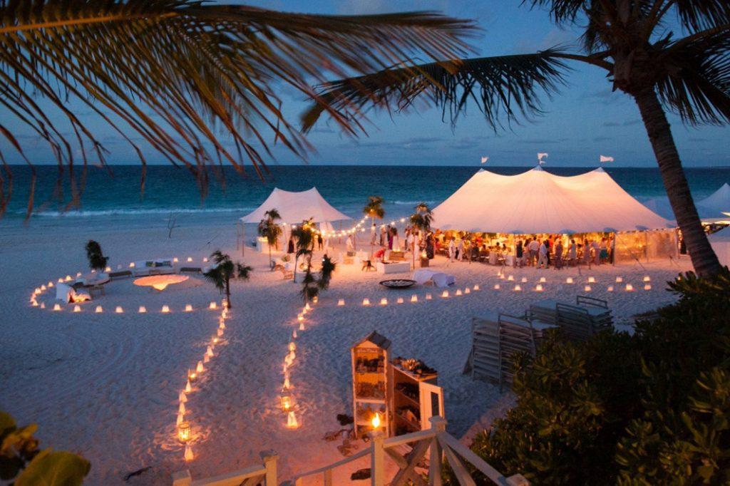 nozze in spiaggia